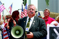 Buena Park pastor Wiley Drake was Taitz's first plaintiff