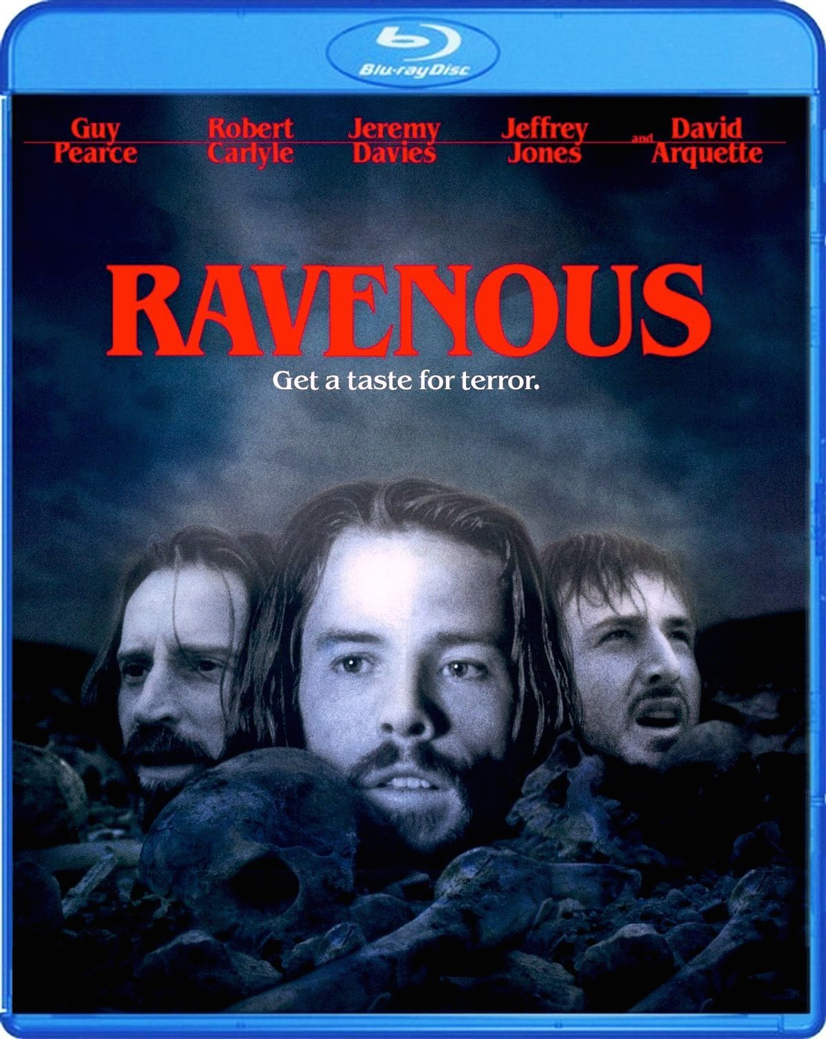 Forgotten Flick Ravenous Is the Best-Ever Manifest Destiny Cannibal Comedy